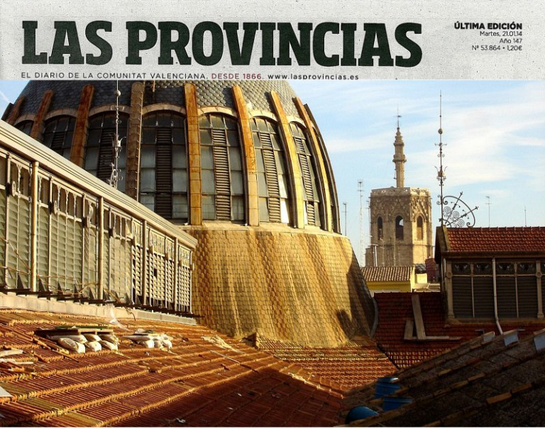 Mercado Central de Valencia – Las Provincias