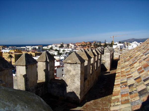 Castillo de Guzmán El Bueno Tarifa-antes