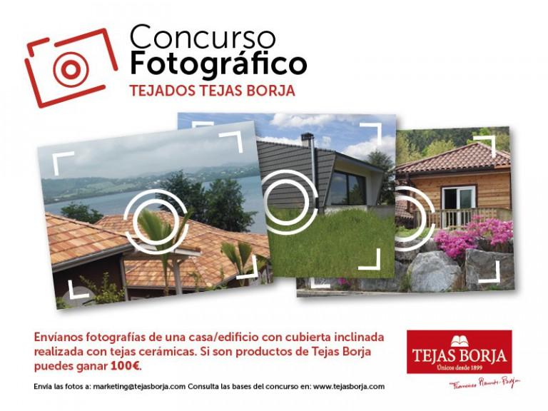 Concurso Fotográfico: Tejados–Tejas Borja