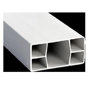 Rastrel PVC 40x20
