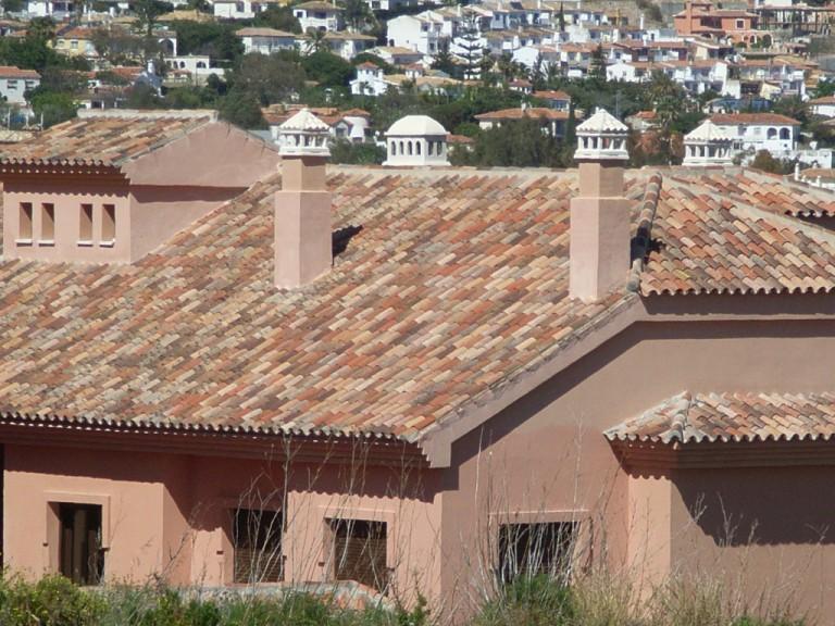 Teja Curva 40×15 Centenaria® Tierra (Málaga)