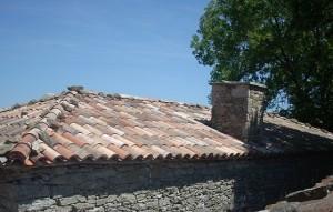 cubiertas en Galicia