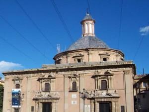Basilique Virgen de los Desamparados (Valencia)