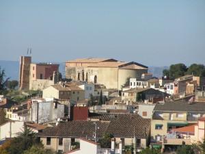 Castillo de condes de Prades (Falset - Tarragona)