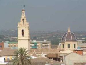 Église de San Martin Obispo (Alcacer - Valencia)