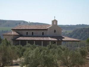 Ermita Santa Maria de Almuña (Almoguera - Guadalajara)