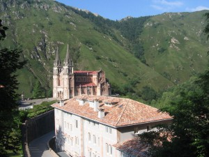 Arcea Gran Hotel Pelayo  en Cangas De Onis (Asturias)