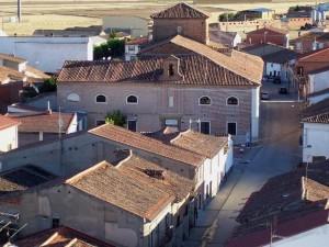 Église San Miguel (Nava del Rey - Valladolid)