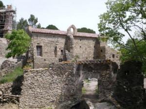 Ermita de Sant Baldiri de Taballera (Gerona)