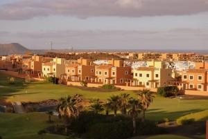 Urbanización - golf Mirador de Lobos (Fuerteventura)