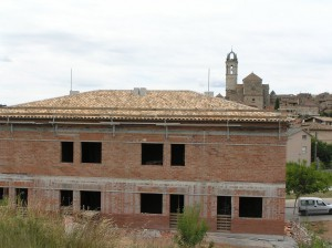 Bloque de viviendas (Moiá - Barcelona)