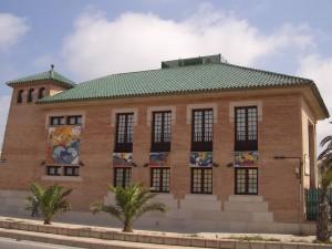 Maison (Plage de Malvarrosa - Valencia)