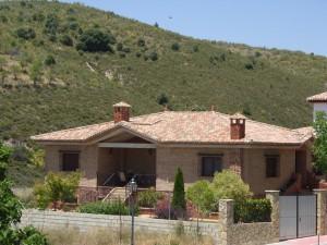 Maison (Huetor Santillán - Granada)