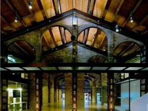 "Ancienne usine ""La Baronda"" (Barcelona, Espagne)"