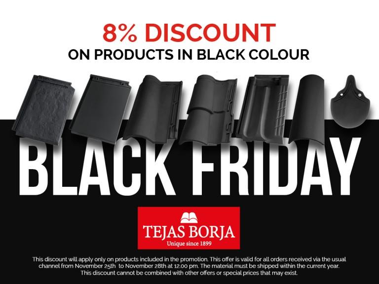 Black Friday Tejas Borja