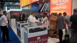 Tejas Borja en Big 5 Dubai 2016
