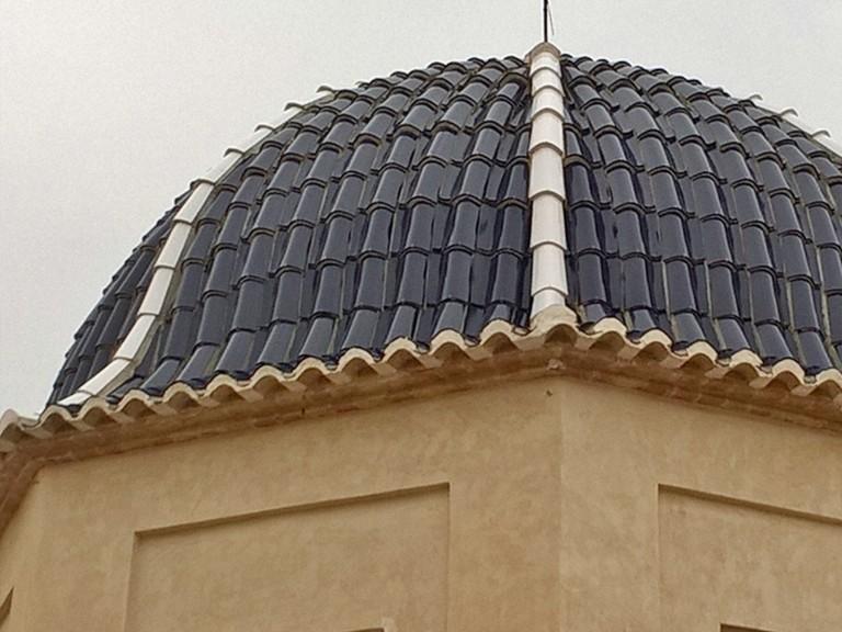 Iglesia Relleu Alicante