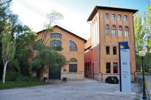 Edificio de Bolarque