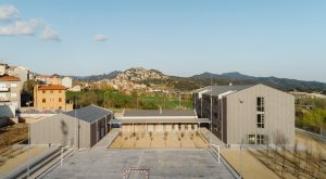 Instituto Serra de Noet | Premio Cataluña Construcción 2019 a la Innovación