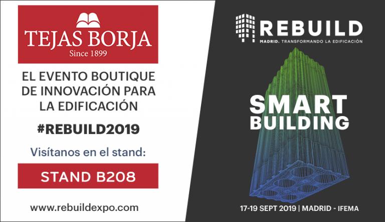 REBUILD 2019 TEJAS BORJA