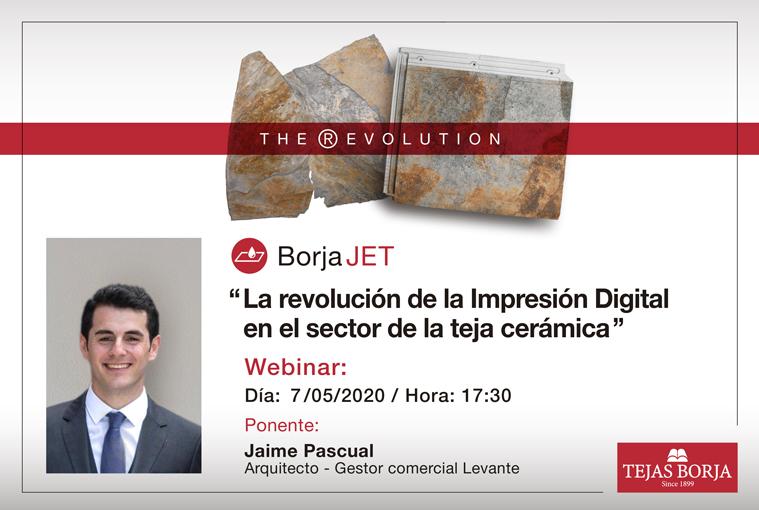 Webinar Tejas Borja