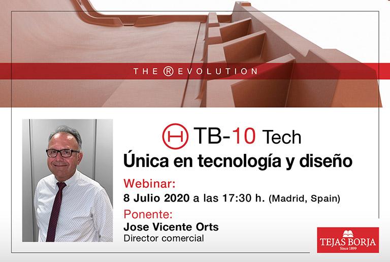 WEBINAR TB-10 Tech
