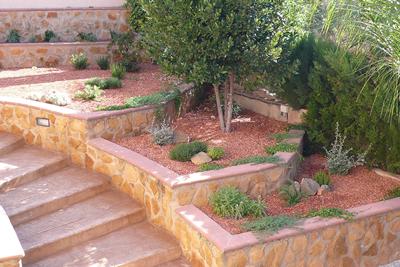 Jardín xerófilo
